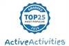Active  Kids top 25 logo only