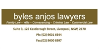 Byles Anjos Lawyers